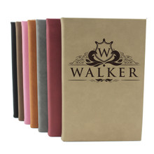 Personalized Engraved Journal Notebook