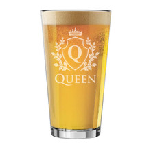 King and Queen Pint, Stemless Wine, and Square Rocks Glasses