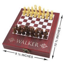 Personalized Chess Set