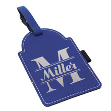 Custom Engraved Golf Bag Tag