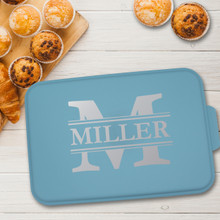 Personalized Aluminum Baking Pan With Lid