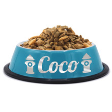 Custom Dog or Cat Pet Bowl