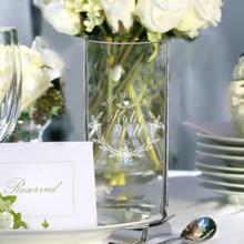 Customized Flower Vase Centerpiece