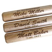 Personalized Mini Baseball Bat