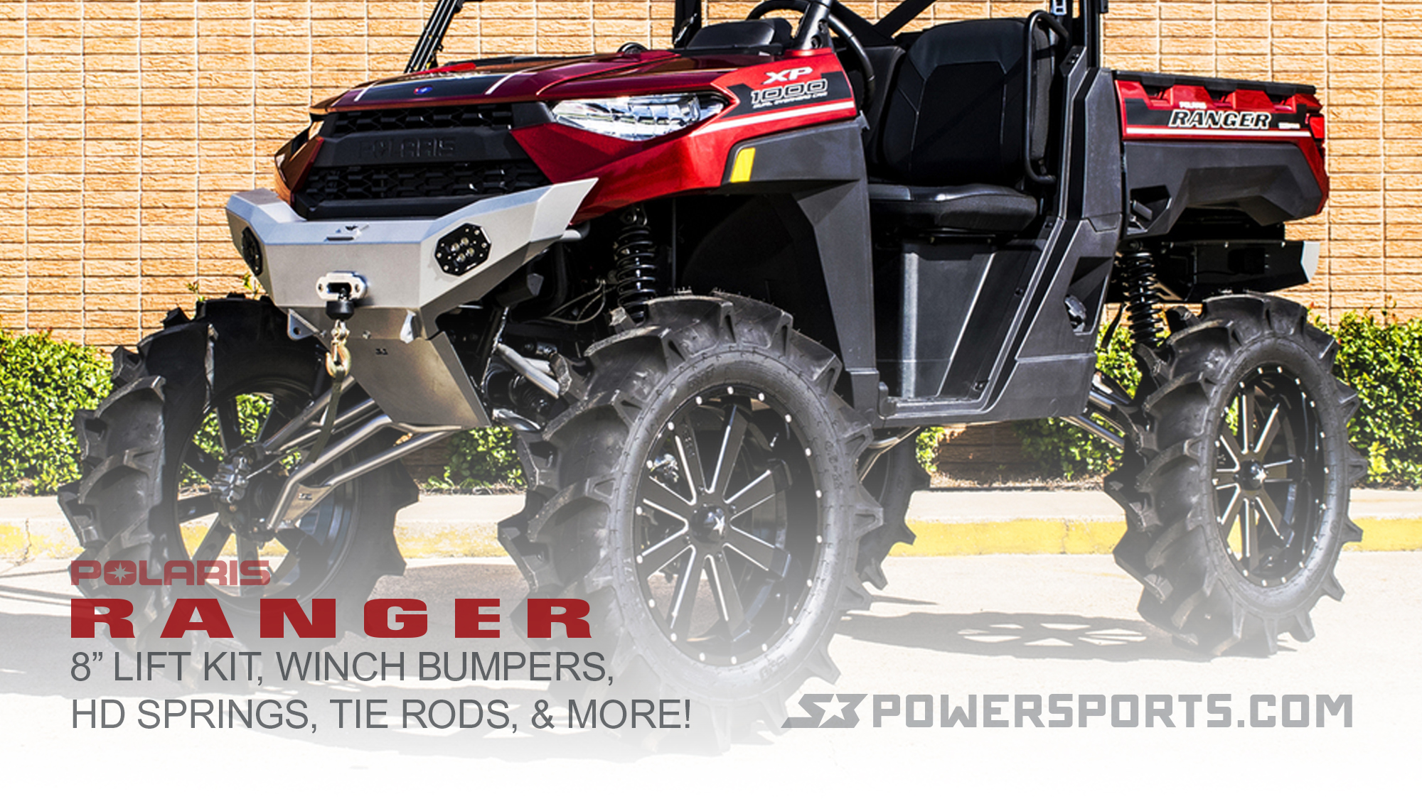 S3 Power Sports - Watch or Be Watched!