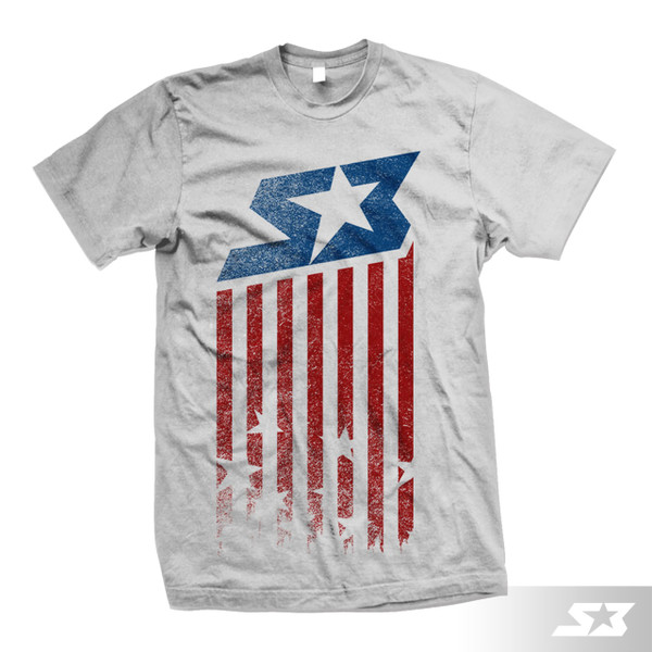 "S3 Power Sports ""Stars 'n Stripes"" T-Shirt"