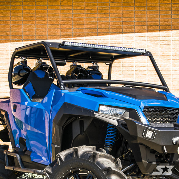 S3 Power Sports Polaris General Custom AB Pillar Cage