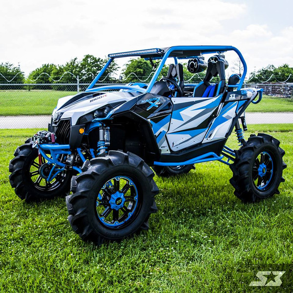 Custom Cages - S3 Power Sports