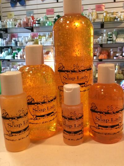 Shower Gel-Orange