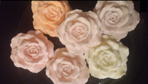 Mother's Day Rose Soap