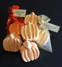 Pumpkin Shaped Soap