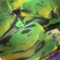 Camo soap for men