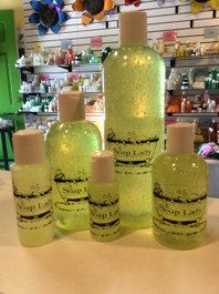 Shower Gel-Lime