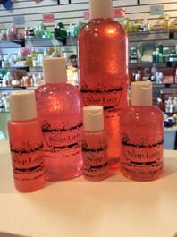 shower gel-pink