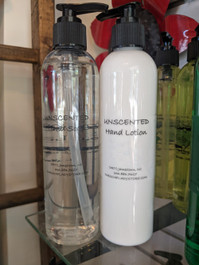 sweet potato and brown sugar hand soap and lotion