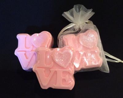 Love soap