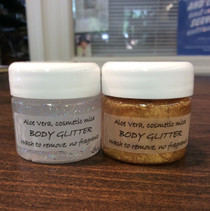 Body Glitter Gel