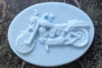 Motorcycle Bar Soap (FTM-MOT)