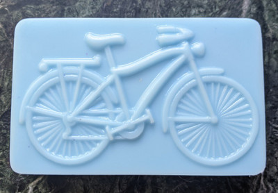 Bicycle Bar Soap (SPC-BICY)