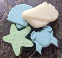 Seashell Guest Soap (SEA-GST)