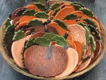 Pumpkin Ceramic Soap Dish
