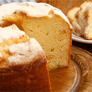 You won't find these everywhere! Our no sugar added pineapple cake is sweetened with pineapple juice and Equal, a delicious option for persons on a limited sugar diet. Baked and shipped from Ohio's Amish Country.   Available as a 32 oz cake.