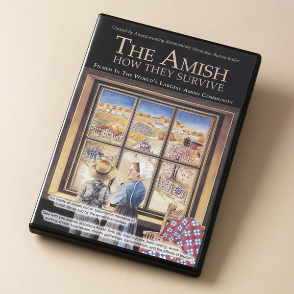 "Ever wondered how the Amish can live so simply - and why they choose to do so? You'll find the answers in this first-ever documentary-style film produced about the Amish population of Holmes County, Ohio. More than beautiful cinematography of the tranquil rolling countryside, this DVD provides an unprecedented look into the beliefs and the customs of the Amish. Filmmaker Burton Buller has created an accurate and positive portrait of the Amish, narrated oftentimes by off-camera Amish individuals, and he has put to rest Hollywood stereotypes and media misconceptions. Buller's film captures the essence of ""a kinder, gentler"" lifestyle, while offering an understanding of why millions of visitors are drawn to the area time and again.  Run time: 49 minutes"