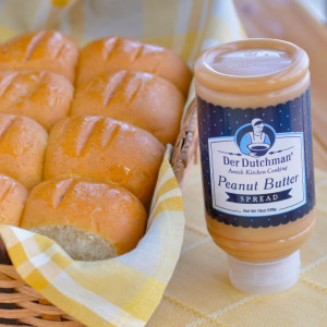 Somethings just go together...that's the case with our Der Dutchman Amish Peanut