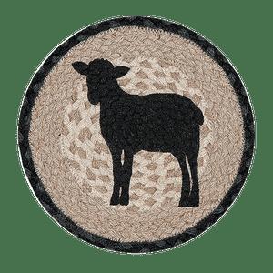 Sheep Silhouette Trivet