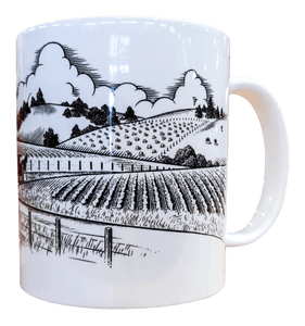 Amish Landscape Mug