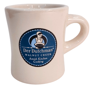 Der Dutchman Walnut Creek Diner Mug