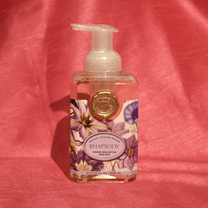 Rhapsody Foaming Shea Butter Hand Soap