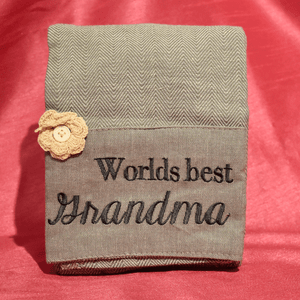 'Worlds Best Grandma' Towel