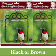 Original Swing Available in Black or Brown