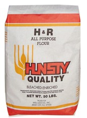 05101	FLOUR H&R ALL PURPOSE	HUNSTY 50 LB