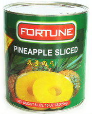 12450	PINEAPPLE SLICES IN N/J	FORTUNE 6/A10