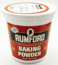 21272	BAKING POWDER	RUMFORD 6/5 LB