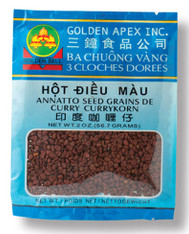 21313	ANNATTO SEED	GOLDEN BELL #313 50/2 OZ