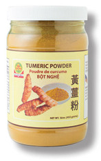 21318	TUMERIC POWDER	GOLDEN BELL #318 12/16 OZ