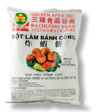 21328	FRIED SHRIMP CAKE FLOUR	GOLDEN BELL #205 50/12 OZ