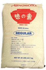 21588	MSG REGULAR CRYSTAL BG	AJINOMOTO 44.1 LB