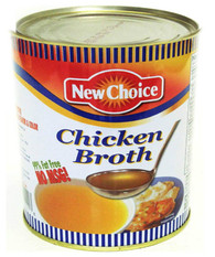 21935	CHICKEN BROTH NO MSG	NEW CHOICE 12/26 OZ