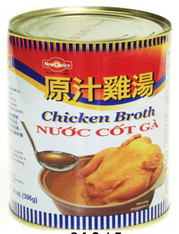 21965	CHICKEN BROTH	NEW CHOICE 12/26 OZ