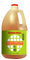 22097WJS MANKAKO SUSHI VINEGARWANJASHAN 4/1 GAL