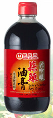 22120	WJS SPICY GARLIC SOY GLAZE	WANJASHAN 12/15 OZ