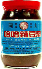 24084	HOT BEAN SAUCE	HAR HAR 24/16 OZ