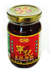 24184	HOT PICKLED SOYBEAN	NING CHI 2/12/8.6 OZ