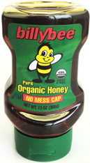 24658	HONEY UPSIDE DOWN ORGANIC	BILLY BEE 6/13 OZ
