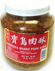 31065	LARGE PORK SUNG	FORMOSA 12/18 OZ