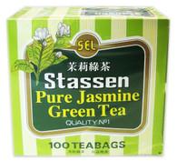 33008JASMINE GREEN TEASTASSEN #SJT0100 24/100 BGS